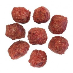 CHICKEN MEATBALLS HALAL 8X50X20GR