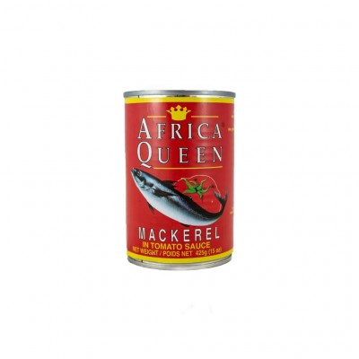 Africa Queen Mackerel In Tomato