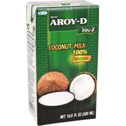 Coconut Milk Pack 24x500ml