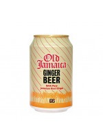 Ginger Beer Can Old Jamaica Alcohol Free 330ml