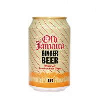 Ginger Beer Can Old Jamaica 24x330ml