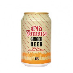 Ginger Cerveza Old Jamaica 24x330ml