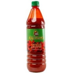 Ghana Palma Oil ZOMI 1ltr