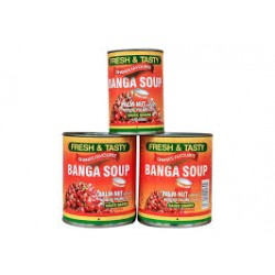 Banga Soup Fresh & Tasty Palm Nut 800gr