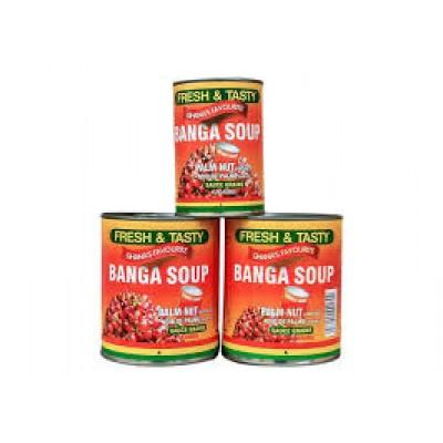 Banga Soup Fresh & Tasty Palm Nut 800gr