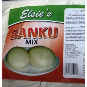 Banku Mix 'Elsie's' 1kg