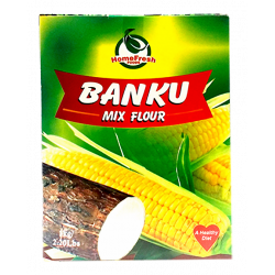 Banku Mix Home Fresh
