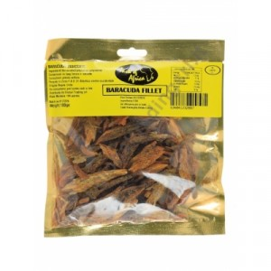 Smoked Dried Barracuda fillet 100gr