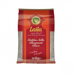 Arroz Basmati Laila Golden Sella 20kg