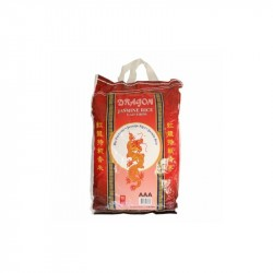 Big Dragon Fragrant Jasmine Rice 5kg