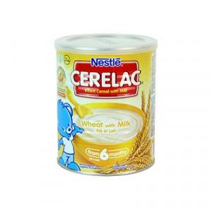 Nestlé Cerelac Leche Con Trigo 400gr