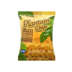 Chips Plantain Dulces