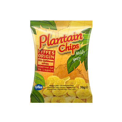 Chips Plantain Picantes