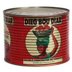 Senegal Dieg Bou Diar Tomate Concentrado 2kg