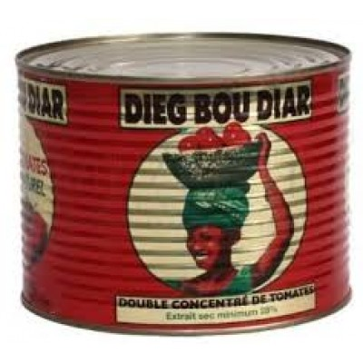 Senegal Dieg Bou Diar Tomato Paste 2kg