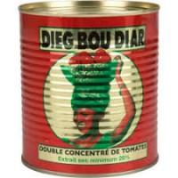Senegal Dieg Bou Diar Tomato Paste 400gr