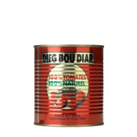 Senegal Dieg Bou Diar Tomate Concentrado 800gr