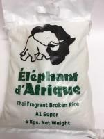 Elephant De Africa Broken 2 Cut Rice 5kg