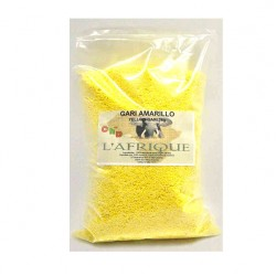 Yellow Gari 'African Lady' 1kg