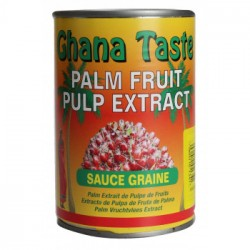 Ghana Taste Salsa De Palma 800gr