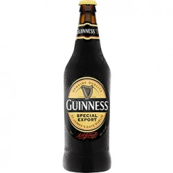 Cerveza Guinness Special Export 8º 330ml