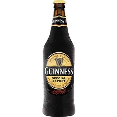 Guinness Beer Special Export 8º 330ml