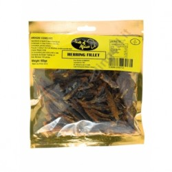 Smoked Herring Fillet 100gr