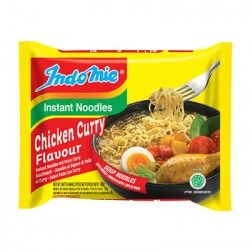 Indomie Pollo Curry