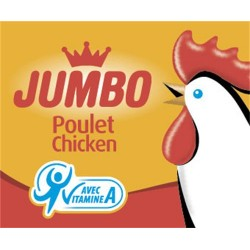 Jumbo Pollo Caldo Cubito