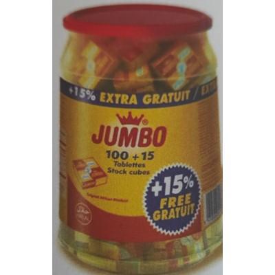 Jumbo Jumbo Caldo Cubito