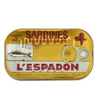 L'Espadon Sardinas Picante 125gr