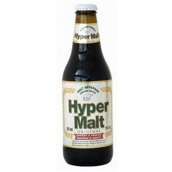 Hyper Malta Bottle 24x330ml
