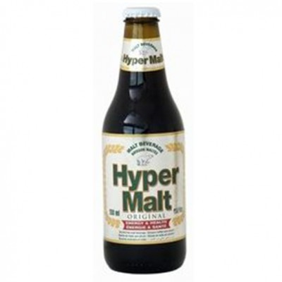 Hyper Malta Botella 24x330ml