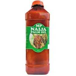 Aceite De Palma MP Naija Palm oil 1ltr