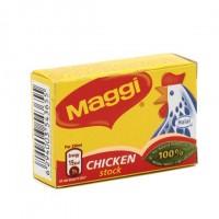 Maggi Pollo Caldo Cubito 600gr (24x60x10gr)