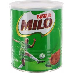 Milo Chocolate Powder 400gr