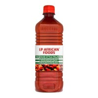 Aceite De Palma LP Nigeria Palm oil 1ltr