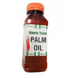 Nigeria Taste Palma Oil 1ltr