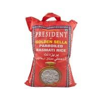 Arroz Basmati President 5kg