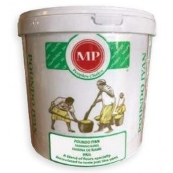 Pounded Yam Bucket Africa Lady 8kg