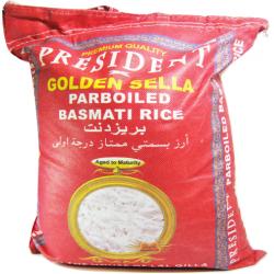 Arroz Basmati President 20kg