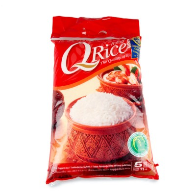 Q-Rice Perfumed Rice 5kg