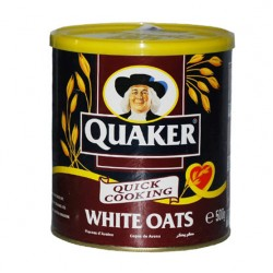 Quarker White Oats 500GR