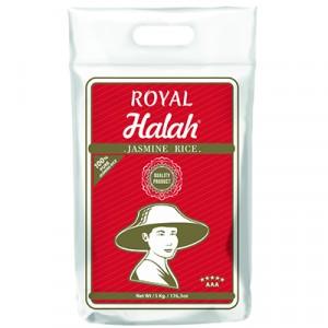 Arroz Royal Halah Jasmine 5kg