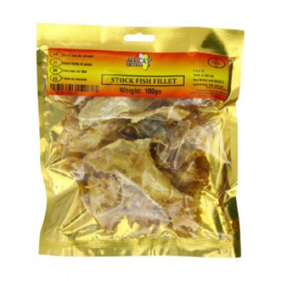 Stockfish Ahumado Filete 100gr