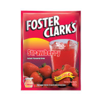 Foster Clark's Instant Powder Strawberry Juice