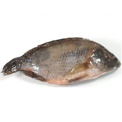 Smoked Dried Talapia Granel Fish 7kg