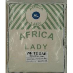 Gari Blanco 'African Lady' 4kg