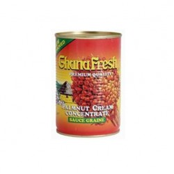 Ghana Fresh Palm Oil 400gr