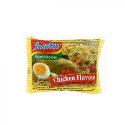 INDOMIE CHICKEN CURRY